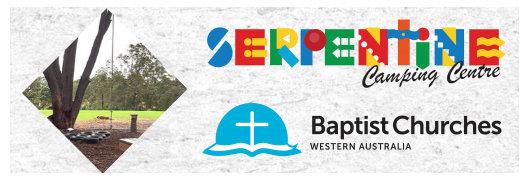 Jarrahdale Baptist Camp Logo